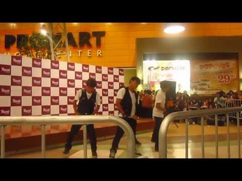 Born to beat & Wow - BTOB (비투비) Dance Cover - Evento K-Pop Rythm - Perú