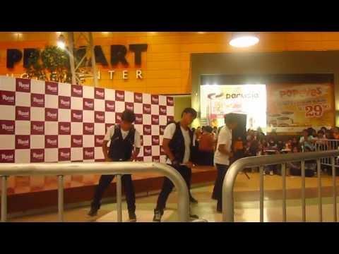 Born to beat & Wow - BTOB (비투비) Dance Cover - Evento K-Pop Rythm - Perú