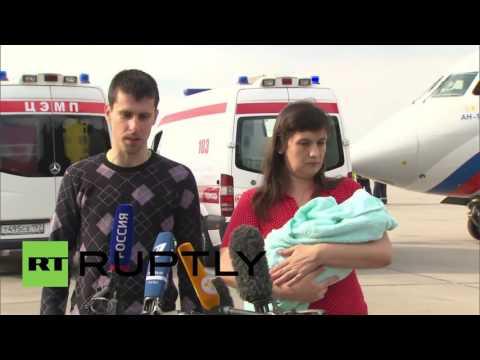Russia: Freed Ukrainian journalists speak out following Ukraine-Russia prisoner swap