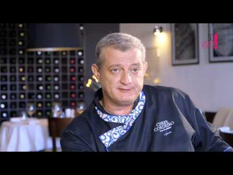 Chefe Cordeiro em entrevista com Sílvia Alberto - SóVisto!