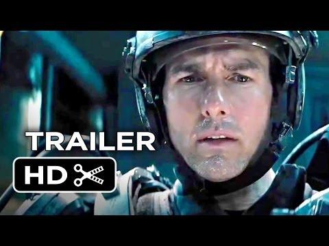 Edge of Tomorrow Official Enhanced IMAX Trailer (2014) - Tom Cruise, Emily Blunt Movie HD