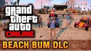 GTA Online - Beach Bum DLC