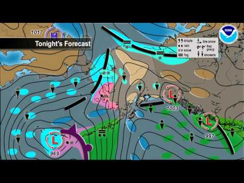 January 29, 2016 Alaska Weather Daily Briefing