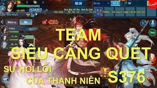 VLTK Mobile - Team Siêu Càng Quét Tâm Ma Ảo Cảnh S376 - Clans: Shadow of the Moon