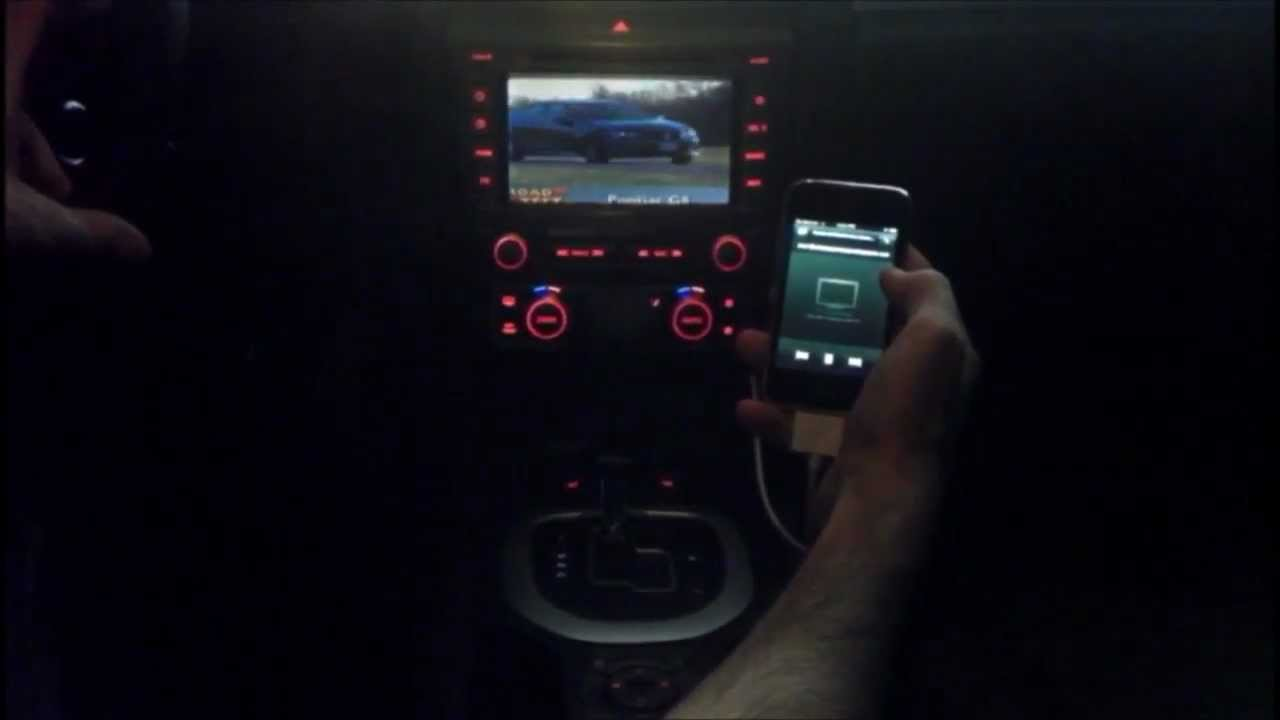 Pontiac G8 Iphone Ipod Integration Solution Youtube