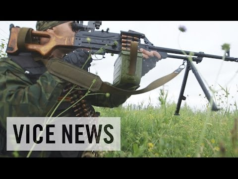 Shelling Continues in Separatist Stronghold: Russian Roulette (Dispatch 51)