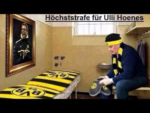 Uli Hoeneß Knast Song    Helene Fischer - Atemlos in den Knast feat. Uli Hoeneß (Parodie)