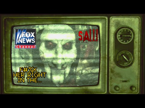 I [SAW] THIS MODAF#%KA IN THE NEWS! [SAW: THE GAME] [#08]