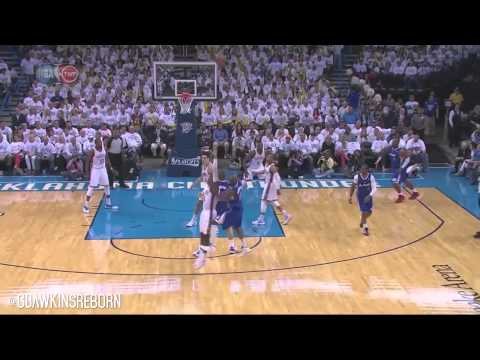 Russell Westbrook vs Chris Paul Full Duel Highlights 2014 West Semis G5 - Thunder vs Clippers