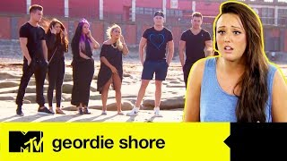 Charlotte Gets Emotional At Egg's Funeral | Geordie Shore