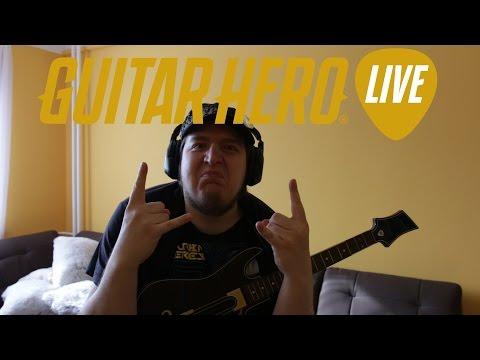 Alex Szerint: Guitar Hero LIVE! (Dubstep Hero!)