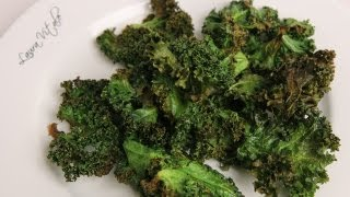 Homemade Kale Chips Recipe - Laura Vitale - Laura in the Kitchen Episode 343