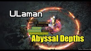 Ulaman, Liches, Abyssal Depths Boss