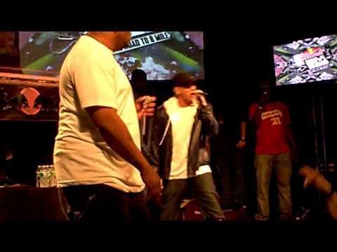 Eminem At The Bowery Ballroom 6/22/10