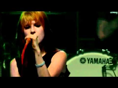 Paramore - Decode (LIVE) @ Fueled By Ramen 15th Anniversary 2011 HD