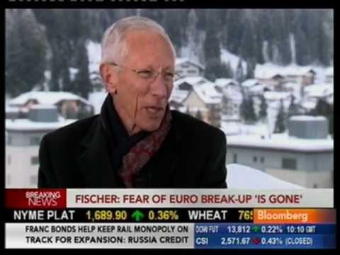 Stanley Fischer On Bloomberg TV - 25.01.2013