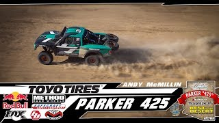 Andy McMillin Wins 2018 Parker 425