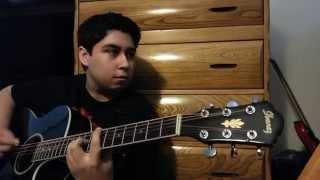 Foo Fighters - Pretender Instrumental Acoustic Cover