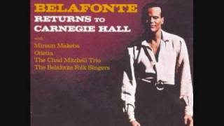 The Ox Drivers   by the Harry Belafonte singers