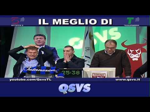 QSVS - I GOL DI INTER - TORINO 1-0  - TELELOMBARDIA / TOP CALCIO 24
