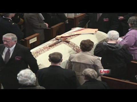 Funeral Mass for Springfield Bishop Joseph Maguire