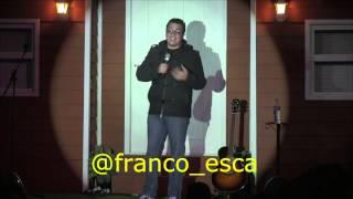 Franco Escamilla.-Vuelo Perdido Y El Vestido Negro Con Azul