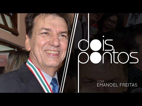 Programa Dois Pontos com Emanoel Freitas