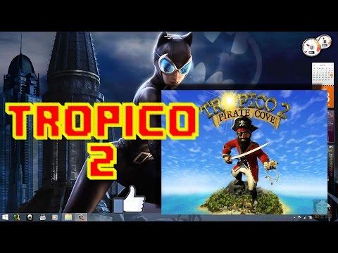 Tropico 2: La Bahía de los Piratas [Descarga][Español][Pc][Octubre 2014]