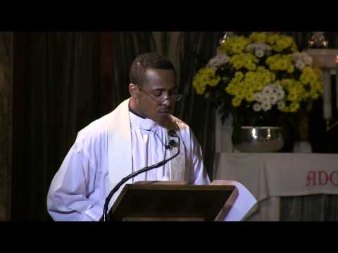 Our Lady, Spouse of the Holy Spirit: Sermon by Fr Jude Ifeorah SMMM. A Day With Mary
