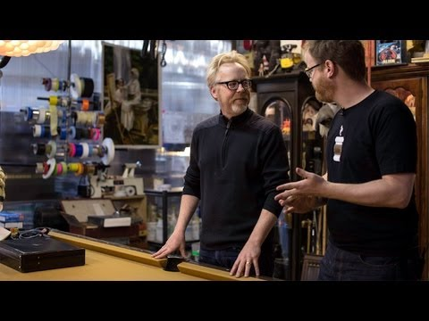 Adam Savage's Everyday Carry (EDC)