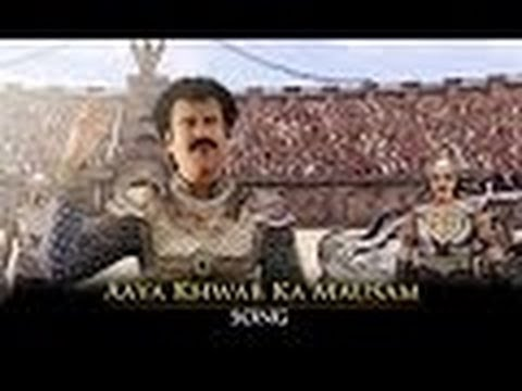 Aaya Khwab Ka Mausam Song - Kochadaiiyaan - The Legend Ft. Rajinikanth