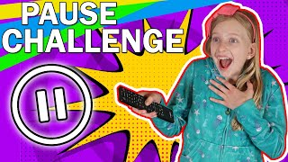 The Pause Challenge - 24 Hours!