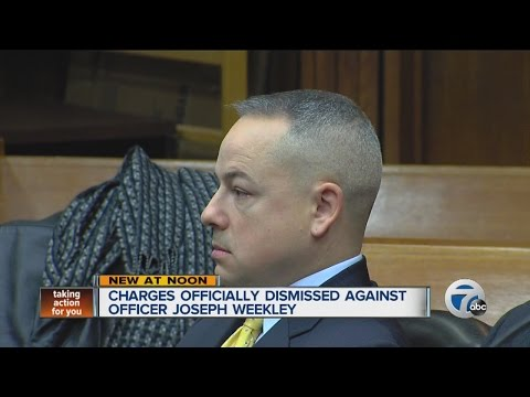 Charges dismissed against Joseph Weekley