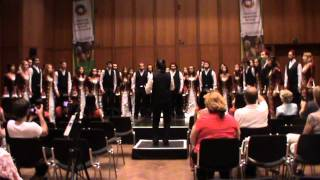 Boğaziçi Jazz Choir - Ben Giderim Batuma (arr. Ferit Tüzün), World Choir Championships