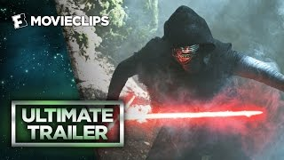 Video clip Star Wars: The Force Awakens Ultimate Force Trailer (2015) HD