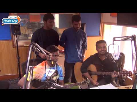 AGAPE band from Mumbai with RJ Salil at Radio City | Christmas Special