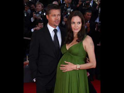 Pictures of Pregnant Angelina Jolie Video