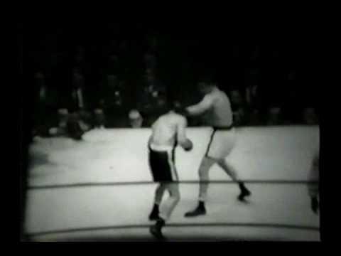 Rocky Graziano | Tony Janiro 2/3 (Main Event w/ Rocky Marciano)