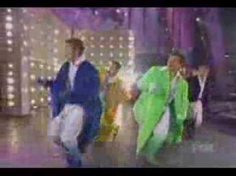 Nsync - Just Got Paid