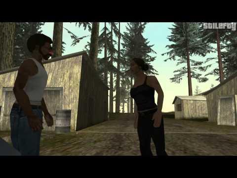 GTA San Andreas - Best Moments & Quotes [Part 2]
