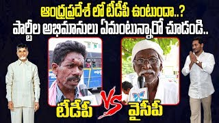 Public Talk : Will TDP Party Going to Be There In Andhra Pradesh..? | Myra Media