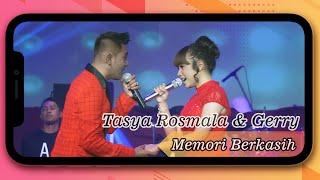 Tasya Rosmala , Gerry Mahesa - Memori Berkasih (New Pallapa Version)
