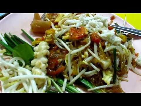 Thonglor Soi 38 Hawker Street Food Satay Pad Thai Stall Cheap – Phil in Bangkok