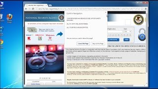 How to remove YOUR BROWSER HAS BEEN BLOCKED UP FOR SAFETY REASONS ransomware