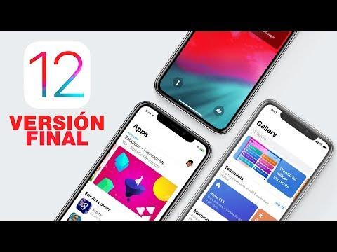 COMO INSTALAR iOS 12 FINAL (GM) - HOY MISMO