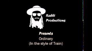 Train Ordinary Karaoke W