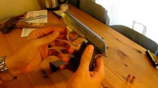 Short Review of the Sig Sauer p230 SL .380 caliber
