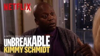 Unbreakable Kimmy Schmidt | Season 3 - Exclusive Clip: Cork Rockingham | Netflix