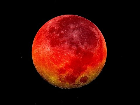 Harvest Blood Super Moon Complete Lunar Eclipse Power Tonight!