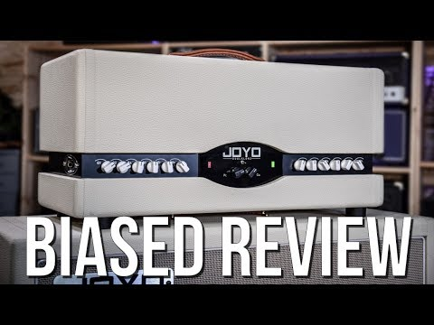 Joyo Dualklonz Multipath Amplifier - A Biased Review (Part 1/2) thumbnail